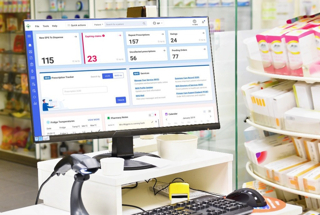 Pharmacy Manager and NHS Prescription Tracker Integration