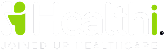 healthi joined up healthcare logo